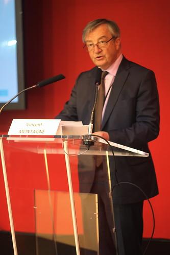 Vincent Montagne, Président du SNE