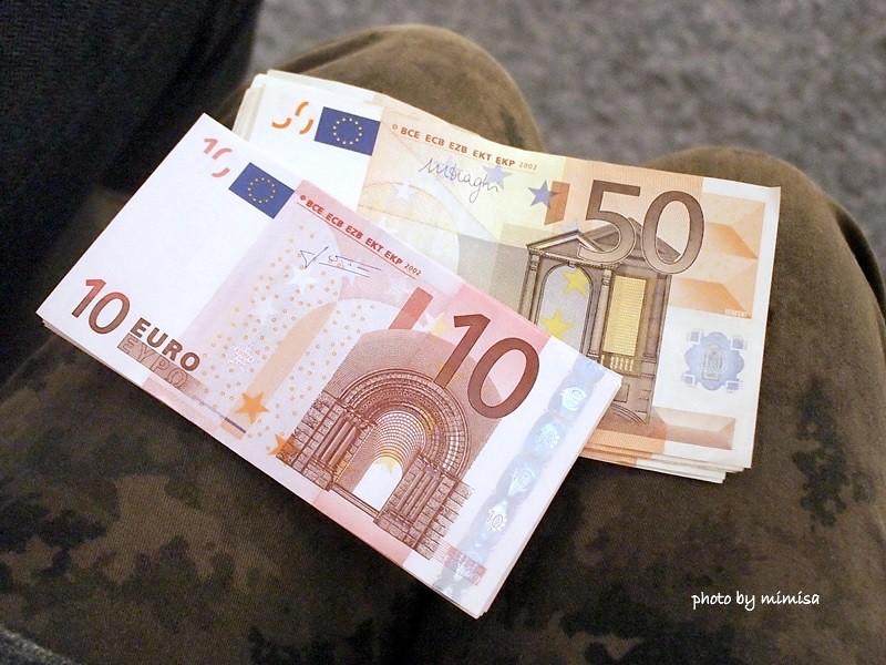 北歐 花費 換錢 退稅 (2)