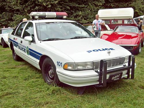 73 Chevrolet Caprice (Bethlehem Police Car) (1994) (2)