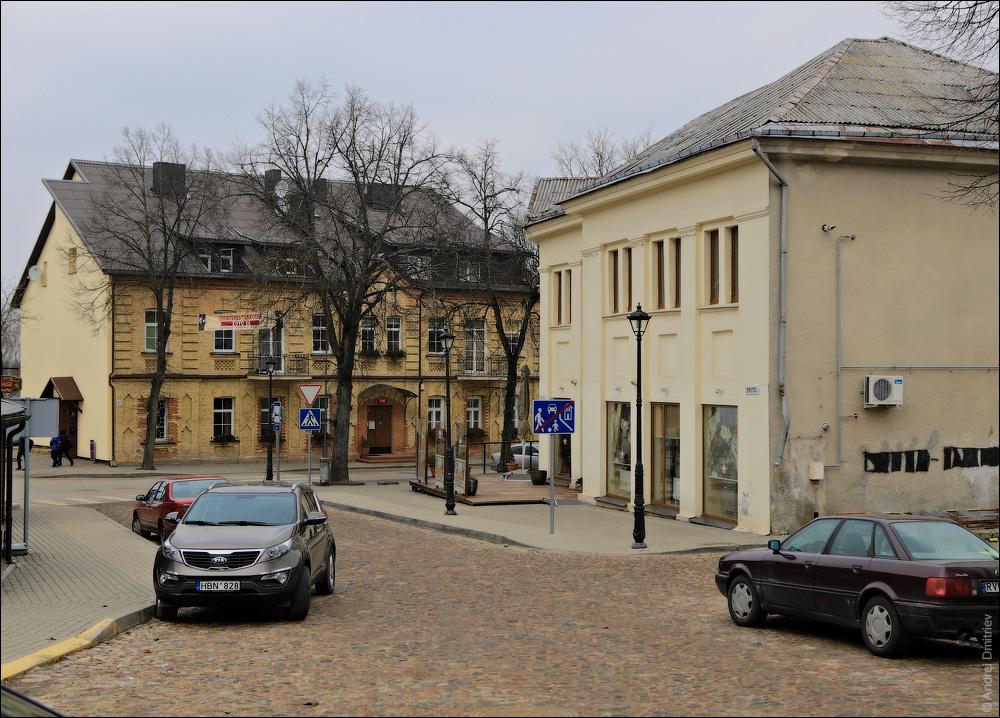 Тракай, Литва