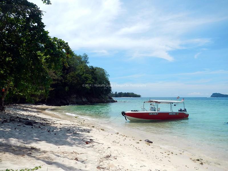 13718516023 fe787b895a c PADI Discover Scuba Diving Di Pulau Mamutik, Sabah