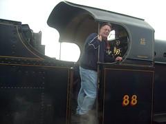 Heritage steam locomotives.