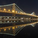 Bay Bridge Reflections by KP Tripathi