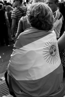 Image of  Bandera Nacional  near  Buenos Aires. argentina flag bandera justicia memori desaparecidos verdad democracia banderaargentina dictadura 24demarzo dictaduramilitar diadelamemoria diadelamemoriaverdadyjusticia