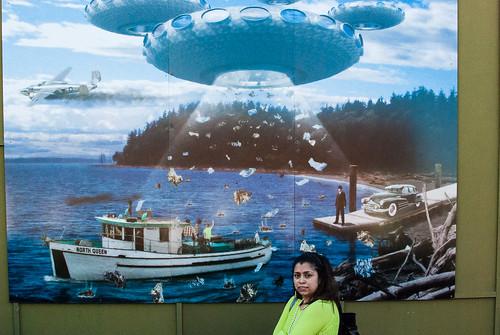 Burien UFO Festival 2014