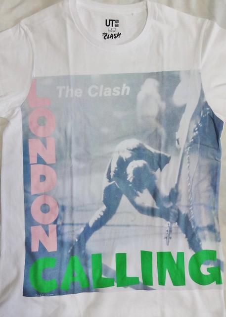 ユニクロ クラッシュTシャツ #2