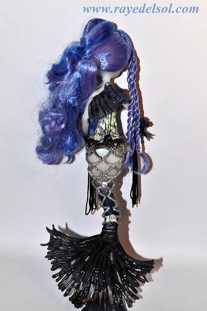 Sirena Von Boo Monster High Freaky Fusion Hybrid Doll