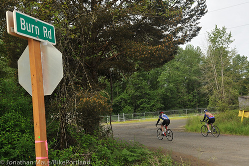 Burn Road Loop in Vernonia-5