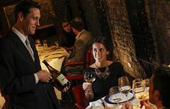 El vino argentino logra hacerse un lugar en el mercado mundial del lujo