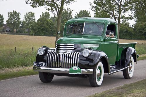 Chevrolet C15 Pick-Up Truck 1941 (8139)