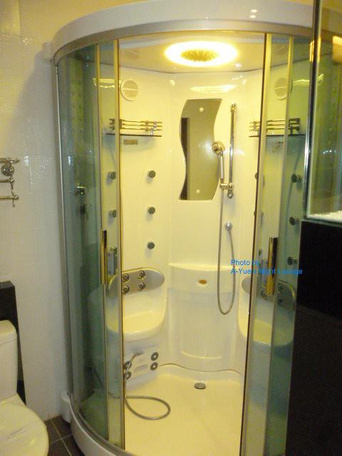 11儷達商務飯店 德國GROHE 淋浴系統 個人蒸氣室
