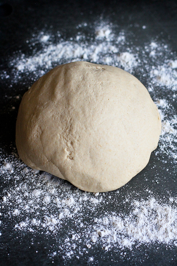 Whole Wheat Calzone with Sausage & Peppers Recipe | cookincanuck.com
