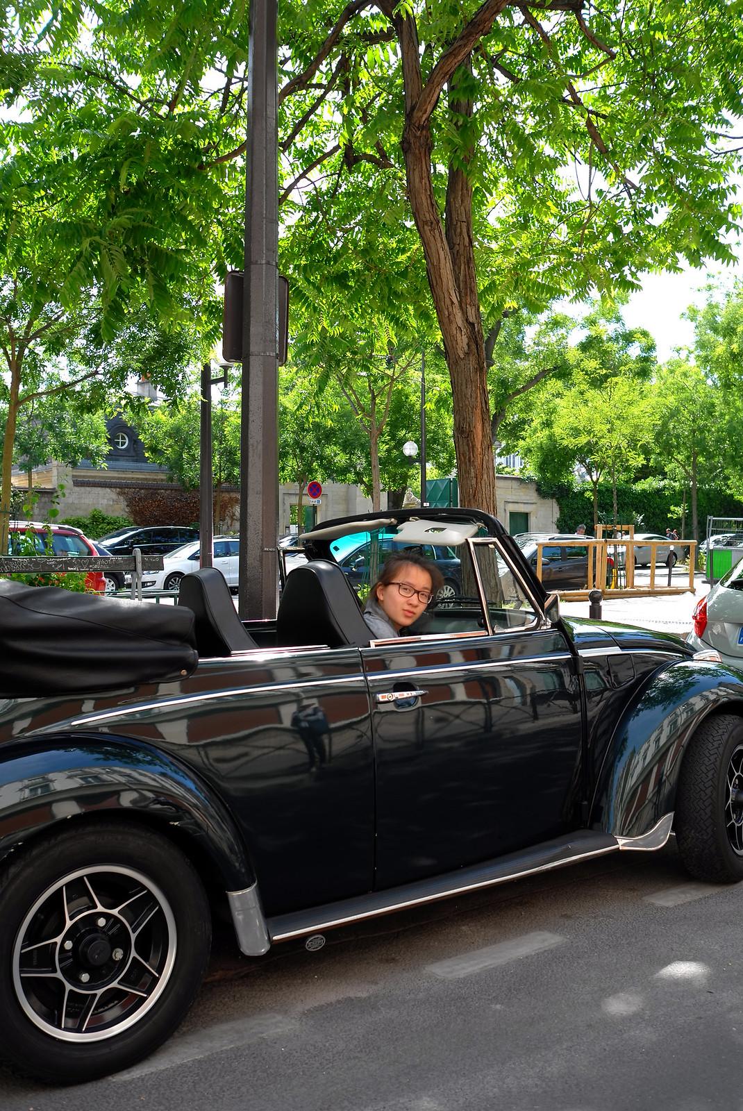 1303LS VW Beetle Cabriolet