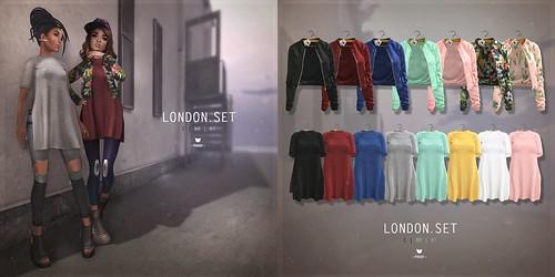 London.Set @ Uber