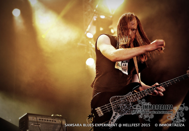 SAMSARA BLUES EXPERIMENT @  HELLFEST OPEN AIR 19 juin 2015 CLISSON FRANCE 20068718658_7cde9841bf_c