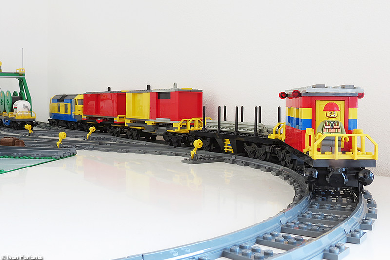 Deskton Yard Lego Train Tech Eurobricks Forums