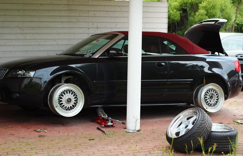 jusni: Audi A4 Bagged Bathtub - Sivu 4 20274247830_1ab6b046c9_b