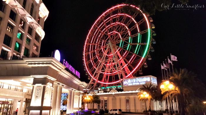 E-DA Ferris Wheel 2