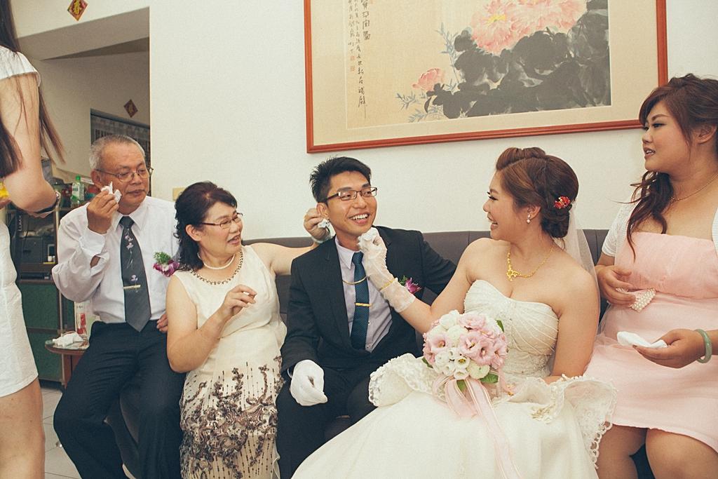 婚禮攝影,婚攝,婚禮記錄,高雄,雲林,自宅,流水席,底片風格,自然