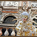 Carnival in Venice: a New Baroque touch by MEP's Art Wishes Love & Peace
