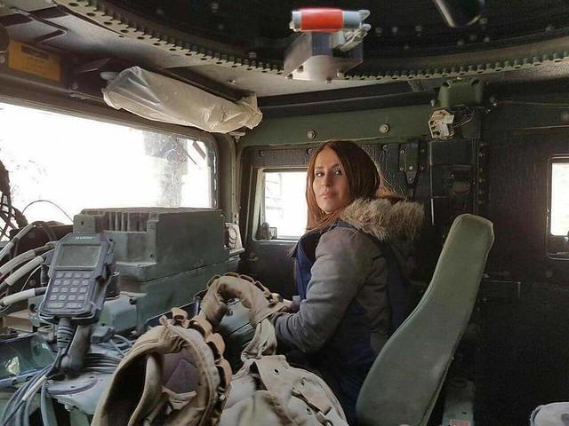 Rudaw's best reporter Shifa Gardi martyred by roadside bomb in Mosul.