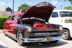 1950 Mercury 4 Door