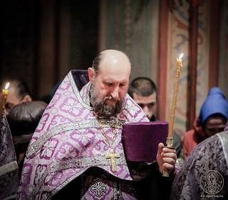 Всенощное бдение в Софийском соборе 280