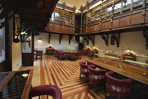 El Real Casino De Murcia Library2