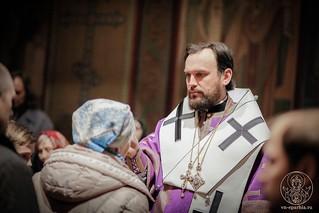 Всенощное бдение в Софийском соборе 310