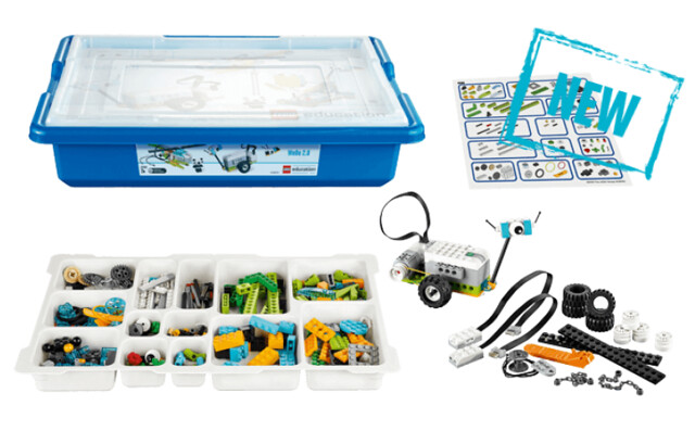 Lego Education WeDo 2.0 3