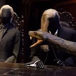 Nagini | The Making of Harry Potter | Warner Bros Studio Tour-79
