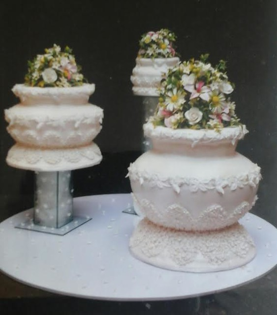 Cake by Nuwangi Silva