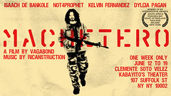 MACHETERO 6/12-19 NYC