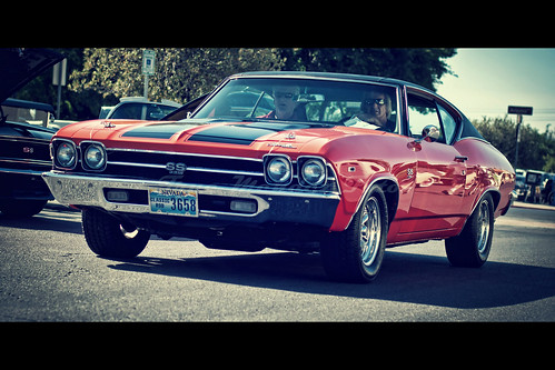 """ Big Block Chevelle"""