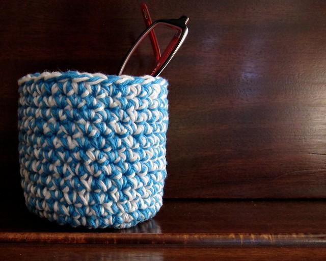 Crochet cup