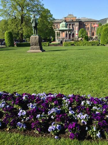 Byparken, Bergen by oyvindlh