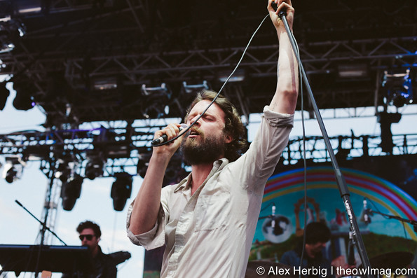 Father John Misty @ Sasquatch Music Festival 2013