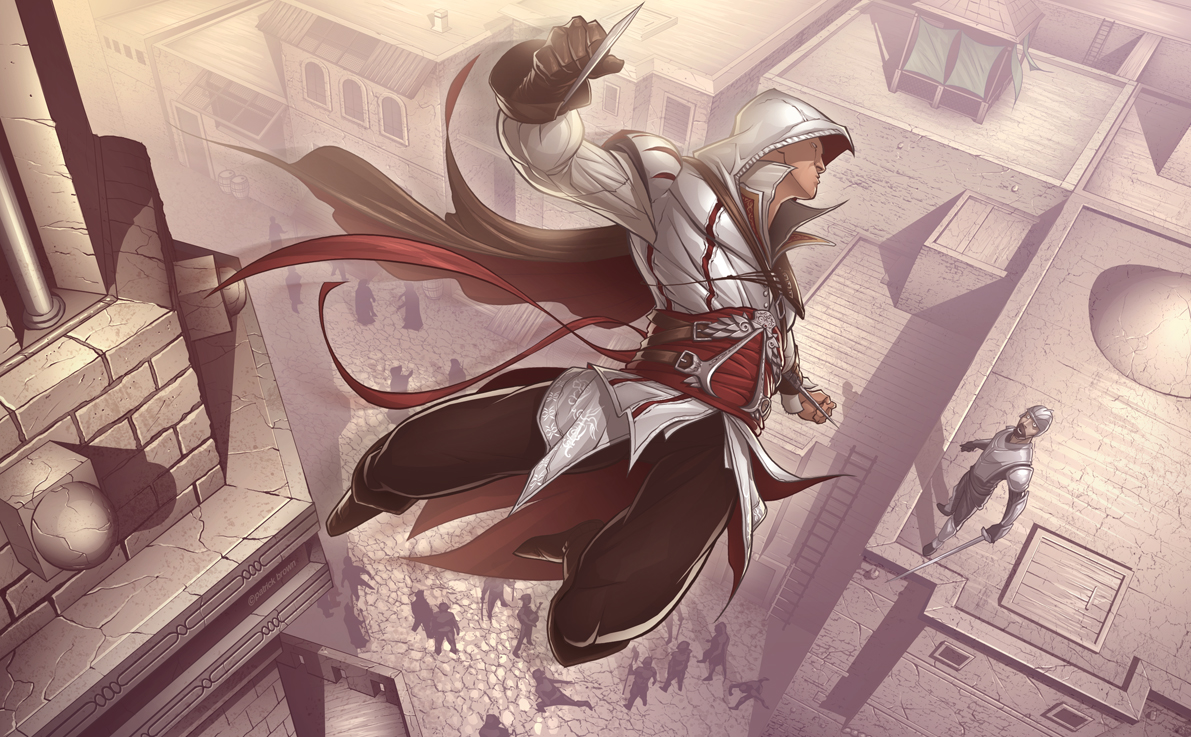 'Assassin's Creed II' - Patrick Brown