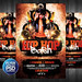 HipHop Flyer Template by grandelelo