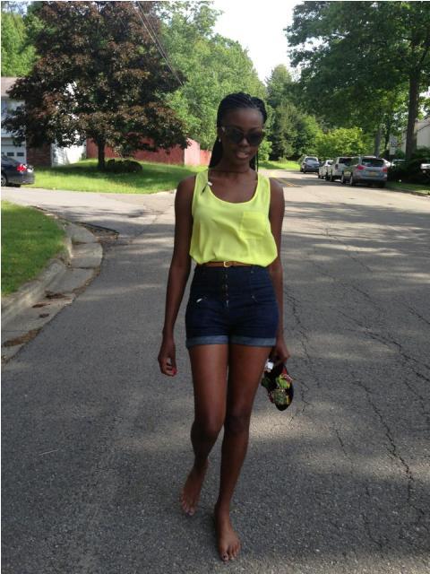 Miss Ghana 2012 Naa in America (3)