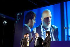 State of the Net meets Carlo Petrini