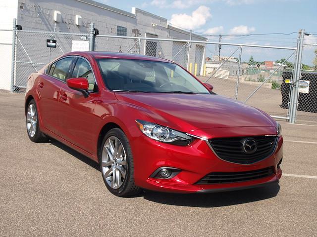 2014 Mazda6 Grand Touring 1