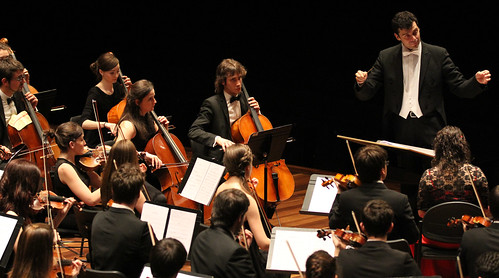 CONCIERTO EXTRAORDINARIO ORQUESTA SINFÓNICA DEL CONSERVATORIO SUPERIOR DE MÚSICA DE CASTILLA Y LEÓN - AUDITORIO CIUDAD DE LEÓN 19.06.13 by juanluisgx