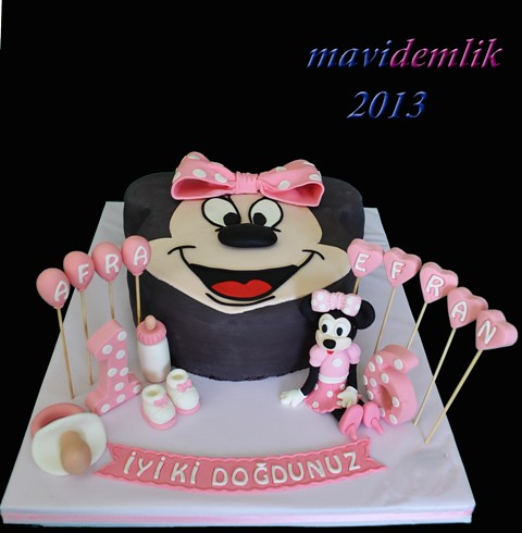 minnie mouse3D
