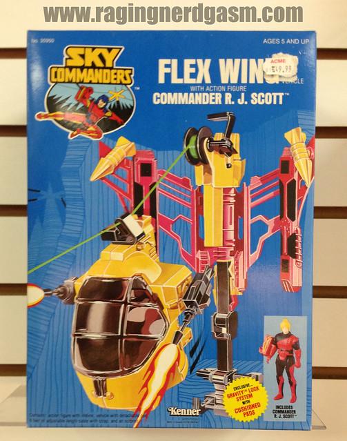 Sky Commanders [1987– ]