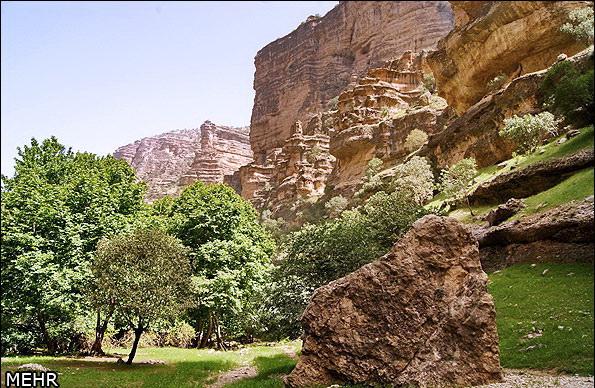 Иран, Персия, Лоресиан