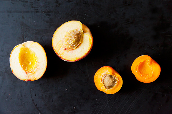 Stone fruit, from Food52