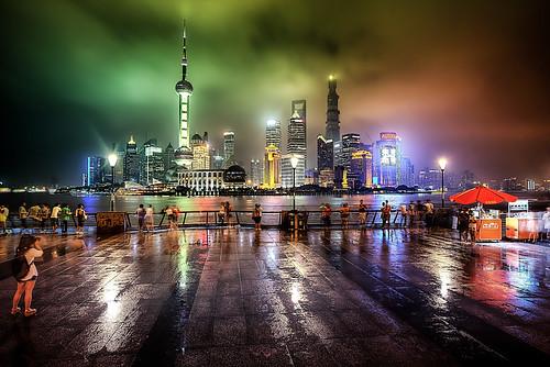 Shanghai Rains