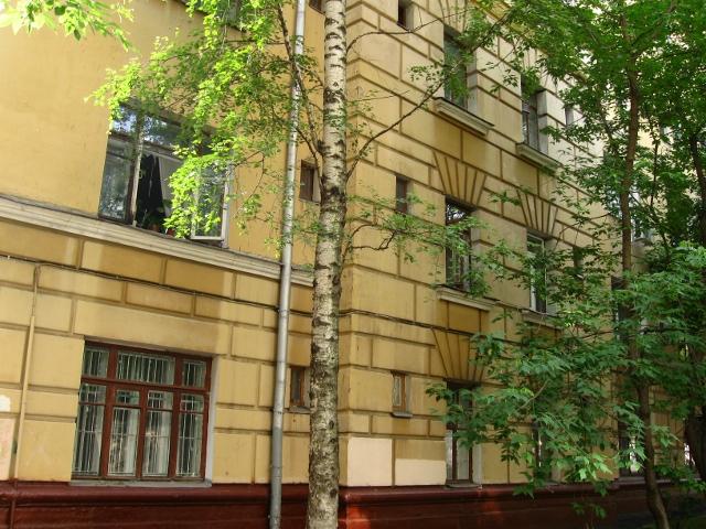 Жилые дома кооператива 1-е Замоскворечье 09