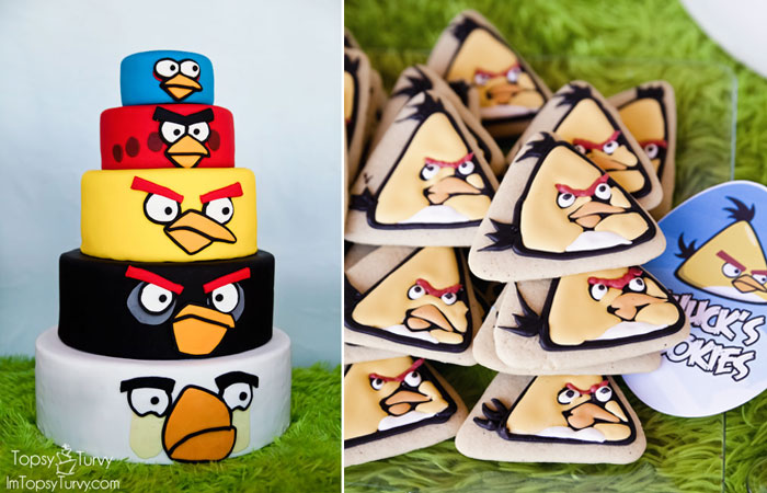 angry-birds-birthday-food-cake-sugar-cookies